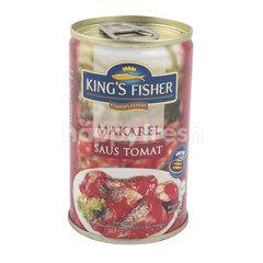 King's Fisher Saus Tomat Ikan Makarel