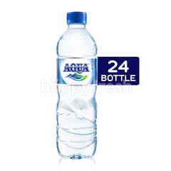 Aqua Mineral Water 24 x 600ml