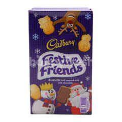 Cadbury Festive Friends Biscuit