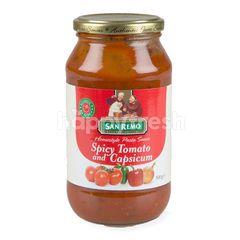 San Remo Spicy Tomato Pasta Sauce