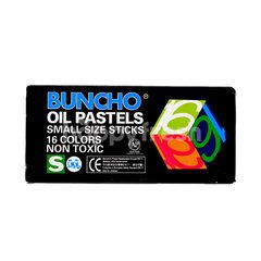 Buncho Oil Pastels Small Size Sticks
