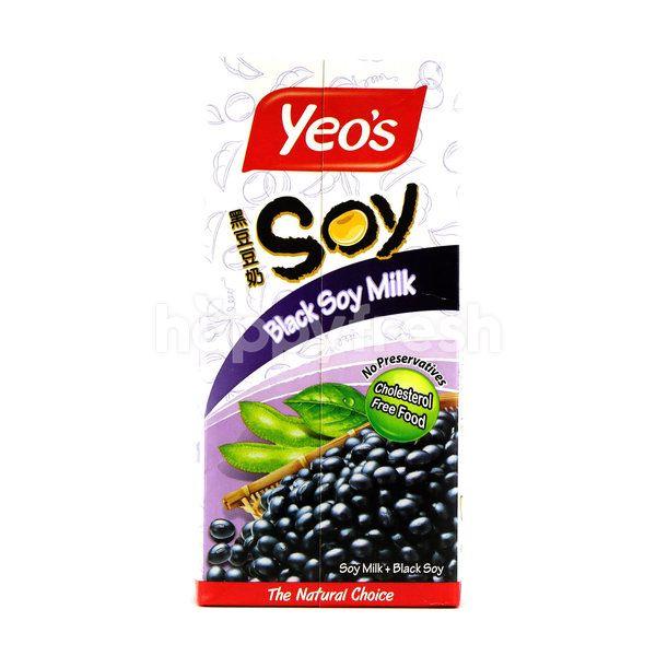 Yeo's Black Soy Milk
