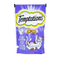 Temptations Creamy Dairy Flavour Cat Treats