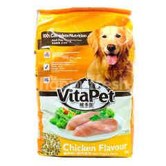 VITA PET Dog Food Chicken Flavour