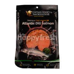 Captian Hooks Cold Smoked Atlantic Dill Salmon