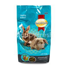 สมาร์ท ฮาร์ท อาหารกระต่าย ผักและธัญพืช