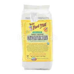 Bob's Red Mill Organic Whole Ground Flaxseed Meal Gluten Free