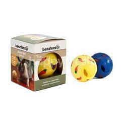 BeezTees Plastic Treatball With Adjustable Opening (8Cm)