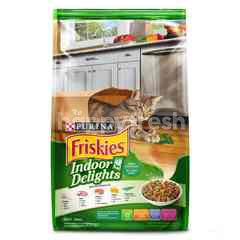 Friskies Makanan Kucing Indoor Delights 1.1kg