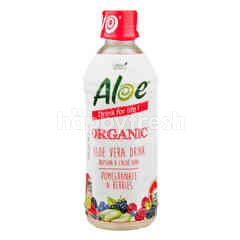Aloebest Aloe Vera Drink Pomegranate And Berries