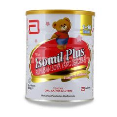 Abbott Isomil Plus Soy (1-10 Years) Formulated Powder Milk