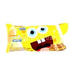 Campina Spongebob Fantastic Choco Banana Ice Cream