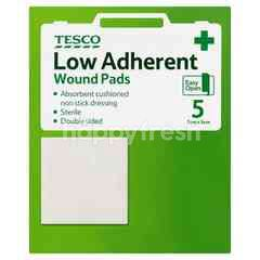 Tesco Low Adherent Wound Pads