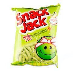 Snack Jack Green Pea Wasabi Snack