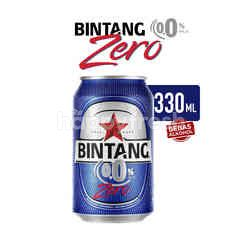 Bintang Zero 0.0% Alcohol Carbonated Malt Drink