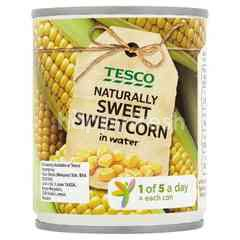 Tesco Naturally Sweet Corn