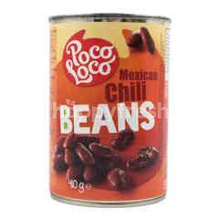 Poco Loco Saus Kacang Merah