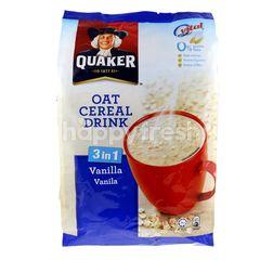 Quaker 3 In 1 Oat Cereal Drink