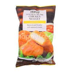 Tesco Golden Crumb Chicken Nugget