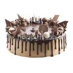 Choco Melt Silverqueen Cake