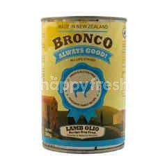 Bronco Lamb Olio Recipe Dog Food
