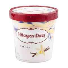 ฮาเก้น-ดาส ไอศกรีม รสวานิลลา 392 กรัม