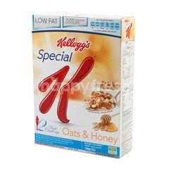 Kellogg's Spesial Sereal Oat & Madu