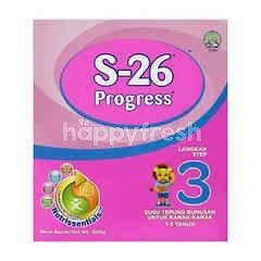 S-26 Progress Step 3 Formulated Milk Powder