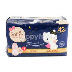Softex Hello Kitty Pembalut Comfort Slim Long