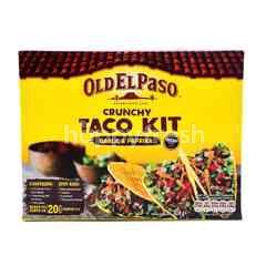 Old El Paso Crunchy Taco Kit (Garlic And Paprika)