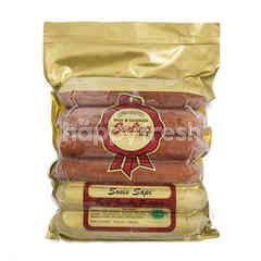Soelina Beef Jumbo Pepper Sausage
