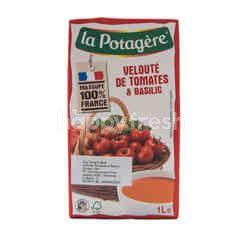 La Potagere Sup Krim Tomat dan Basil