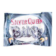 Silver Queen Bites Cokelat Kacang Mede