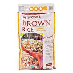 Ecobrown's Justbrown's Brown Rice
