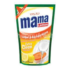 Mama Lemon Extra Clean Dishwashing Liquid