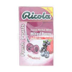 Ricola Fresh Pearls Mixed Berry