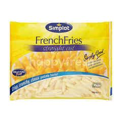 Simplot French Fries Strainght Cut