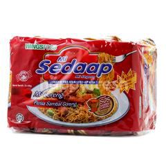 Mie Sedaap Mi Goreng Hot & Spicy Flavour