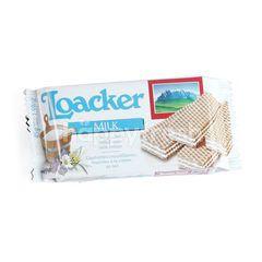 Loacker Wafer Milk