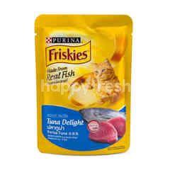 Friskies Tuna Delight Feast Adult Cat Food