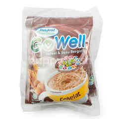 Indofood Gowell Chocolate Milk Cereal