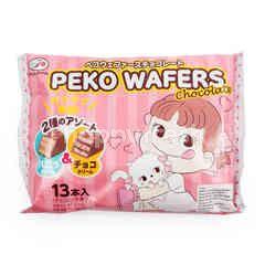 Fujiya Peko Chocolate Wafers