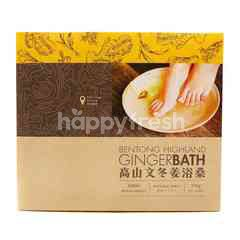 Bentong Highland Ginger Bath For Foot Soaks (24 Pieces)