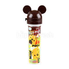 Glico Friend Chocolate Pooh Design