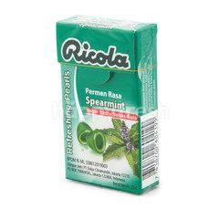Ricola Refreshing Pearls Spearmint Candy