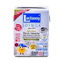Lactasoy Black Sesame Soy Milk