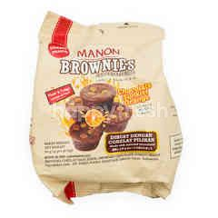 Manon Brownies Rasa Jeruk Sunskist
