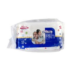 Care Mo Adult Facial Wipes
