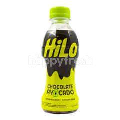 HiLo Minuman Rasa Cokelat dan Alpukat