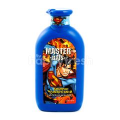 Master Kids Shampoo & Conditioner Superman